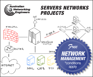 Servers Network Project